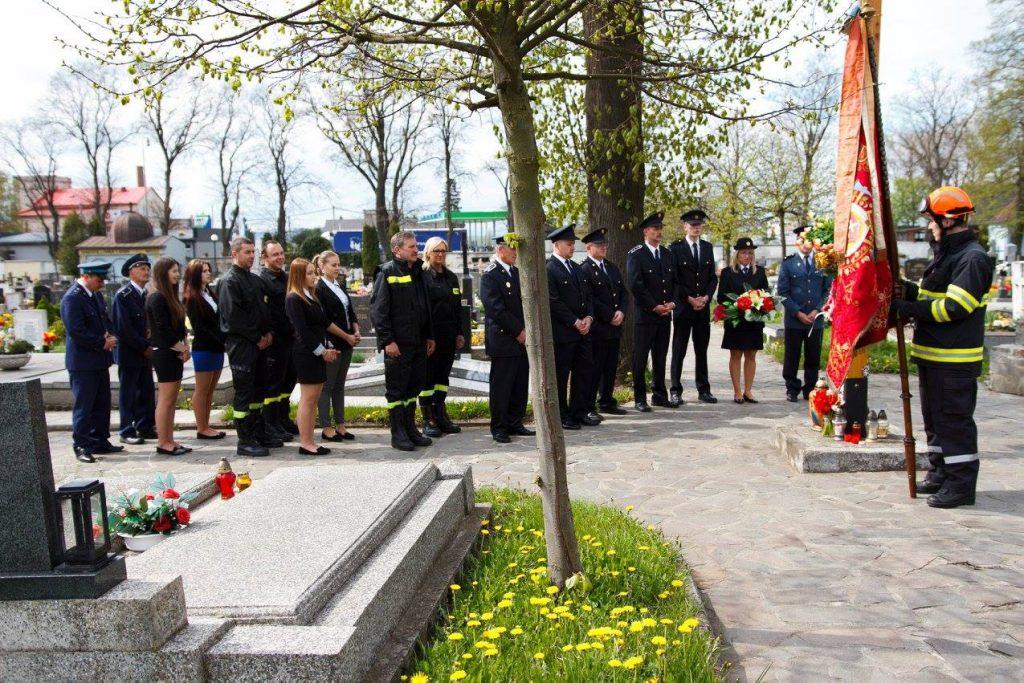 Slávnosť sv. Floriána, patróna hasičov, v Spišskej Belej aj za účasti dobrovoľných hasičov zo Szczavnice