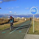 Belianska cyklotrasa