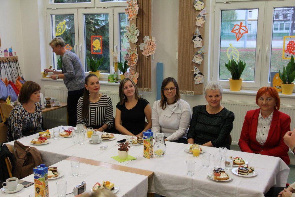 Návšteva riaditeľov základných škôl v Spišskej Belej vo Vysokom Mýte