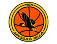 Mestský basketbalový klub Spišská Belá - logo
