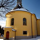 Evanjelický kostol Spišská Belá