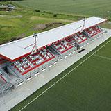 Futbalový štadión Spišská Belá